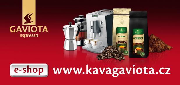 Káva gaviota