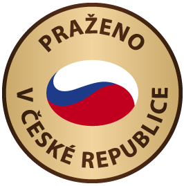 Praženo v České republice