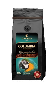Káva Columbia mletá