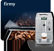 Kávovary pro firmy