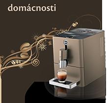 Kávovary pro domácnosti